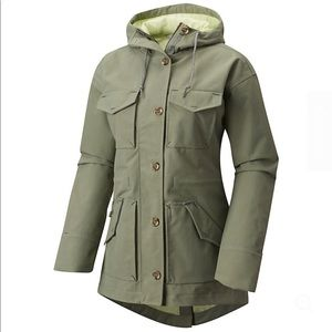 Mountain Headwear overlook shell jacket waterproof